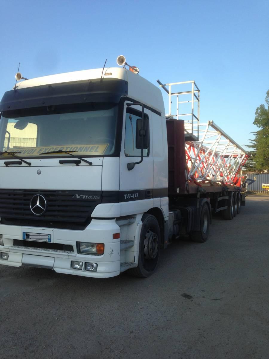 Transport camion plateau entreprise de terrassement et - Terrassement bassin d arcachon tourcoing ...